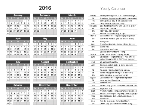 2016-Anime-Club-and-Japanese-Holidays-Calendar